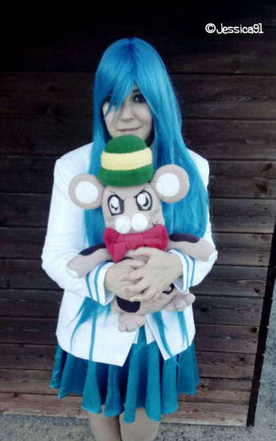 Chidori with Bontakun by Jess-chan91