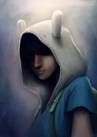 Finn The Human by Adrian-Drott