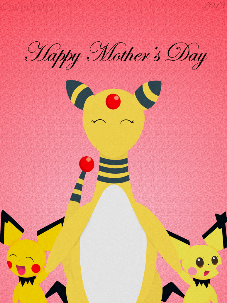 Happy Mother's Day 2013 by CawinEMD