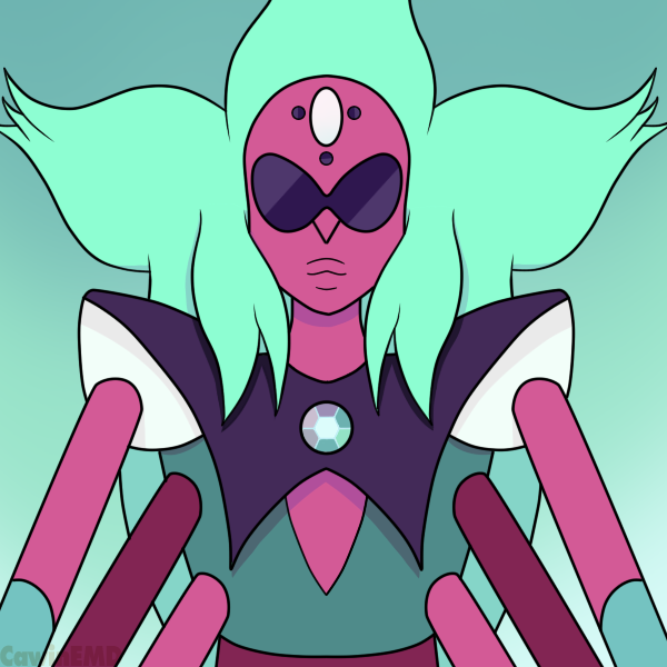 Alexandrite by CawinEMD