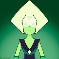Peridot by CawinEMD