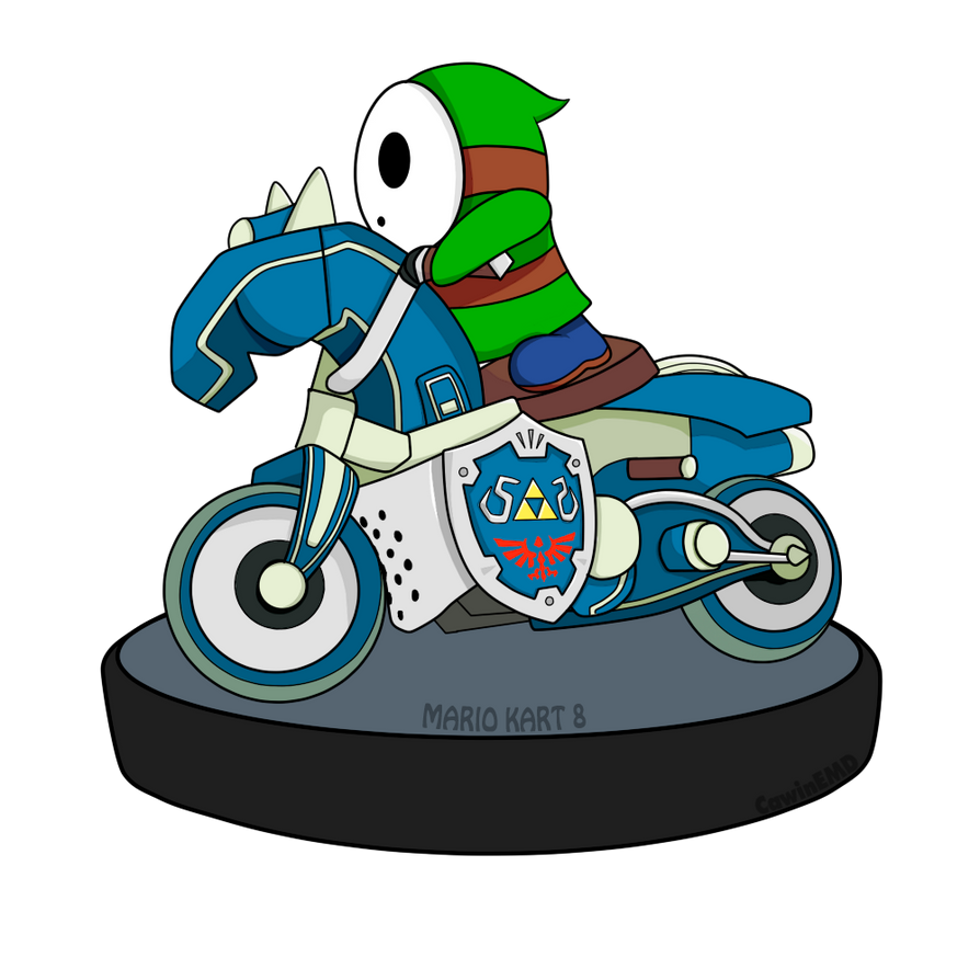 Master Cycle Shy Guy by CawinEMD