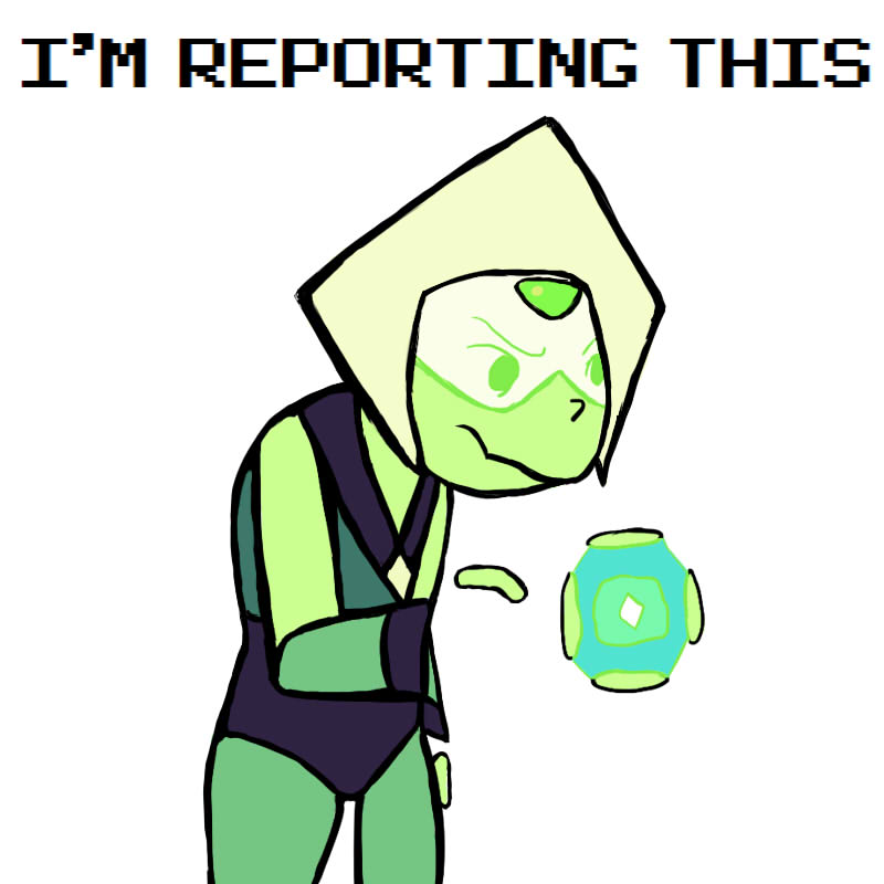 Peridot J. Weems by CawinEMD