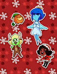 Holiday cheers gems!