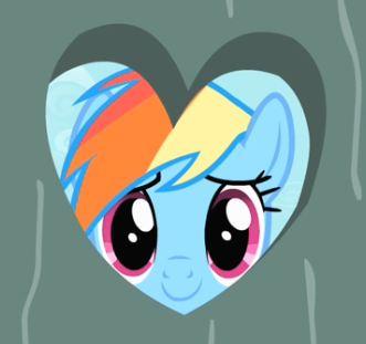 Love rainbow dash by GGD15