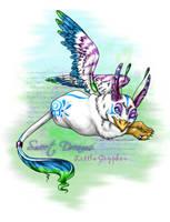 . Sweet Dreams Little Gryphon. by truhbul
