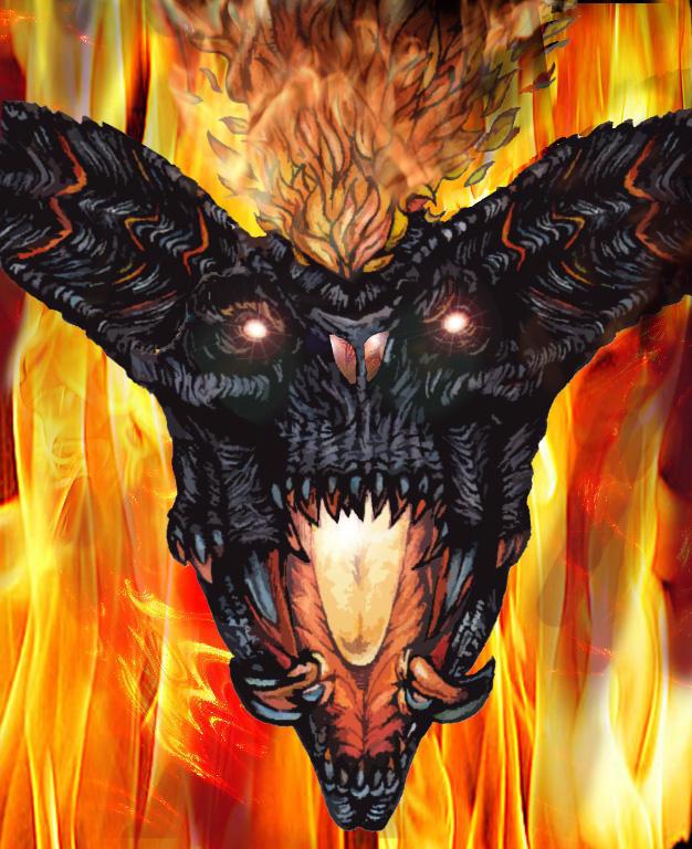 REPARACIÓN DE ARMADURAS - FRAGUA DE LA CORONA SOLAR - Página 3 Balrog_of_Morgoth