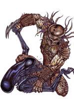 Alien Vs Predator by Akuma1x
