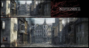 Normandy 1944 by Akuma1x