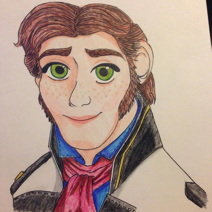 Prince Hans of the Southern Isles by psychseer13