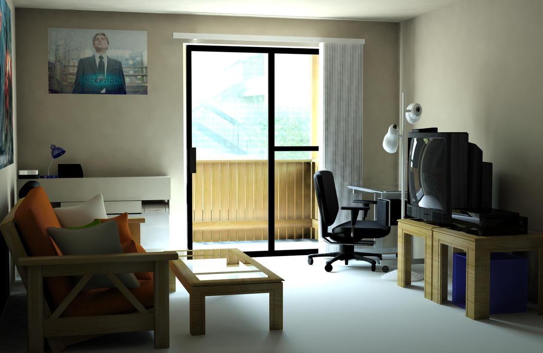 Living Room Virtual Reality