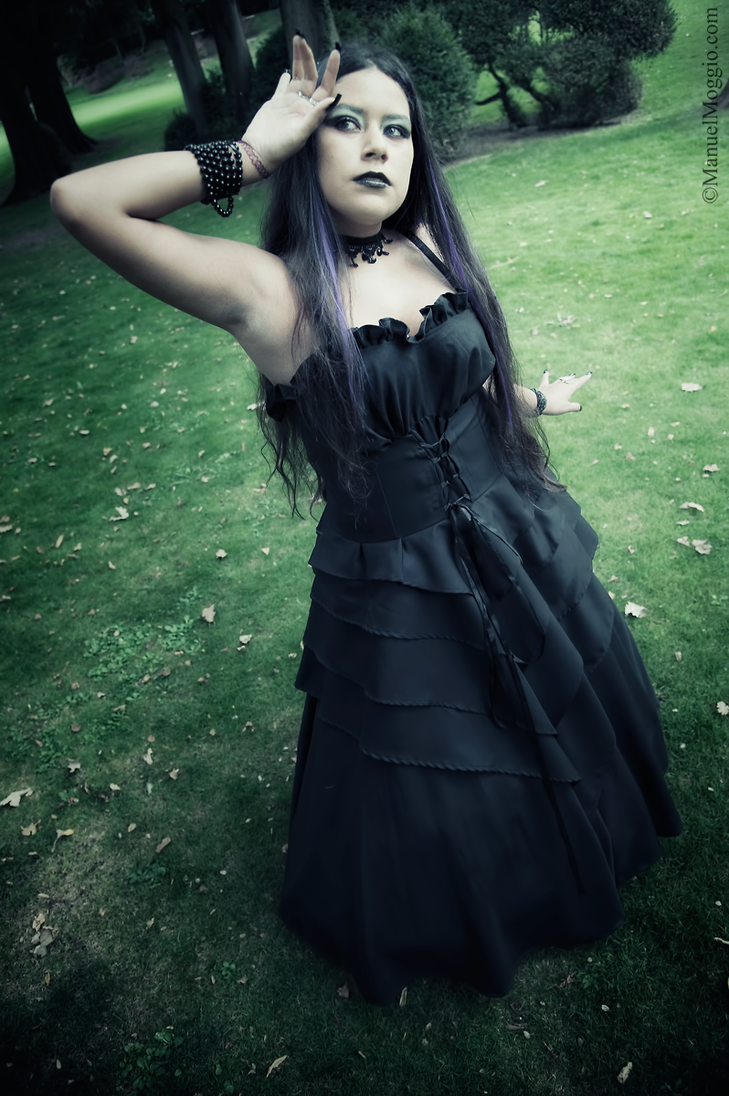 Gothic Princess by PrincessMiele