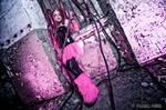 UNRAVEL   CYBER GOTH by PrincessMiele