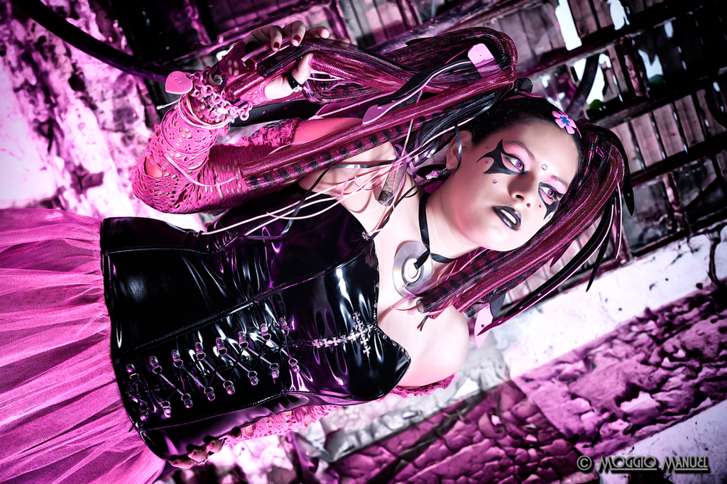 ARE WE FATED, FAITHFUL OR FATAL? | CYBER GOTH by PrincessMiele
