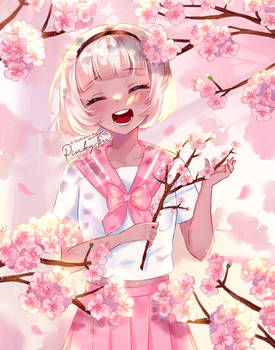 Sakura Happiness