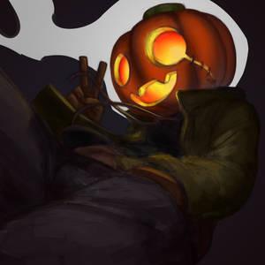 Pumpkinsona thing