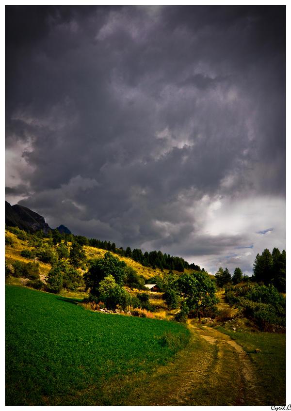 Etrange Paysage by AkriLiQ