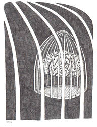 Cages by bhanson