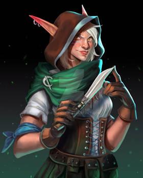 Jadeth - original character