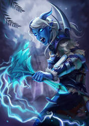 Draenei enhacement shaman