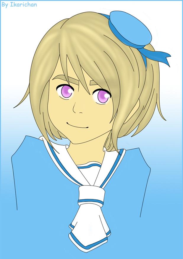 Little Sailor by ikarichan