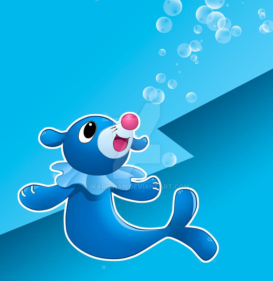 Bubbles! by ikarichan