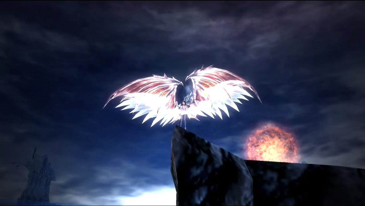 aion how to get wings