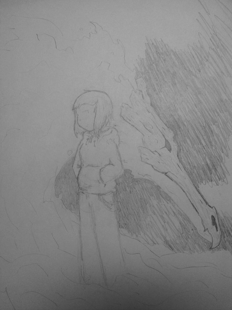 Phoenix's Curse by ScarecrowKing