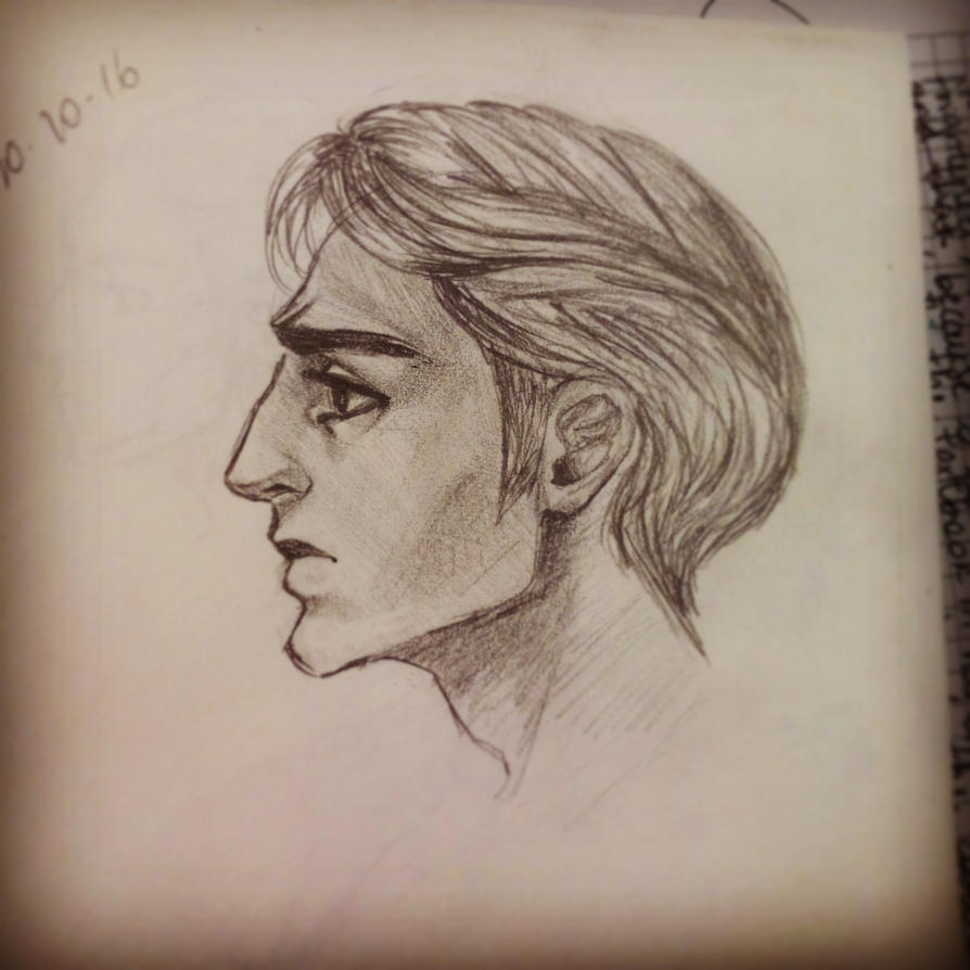 Sketch: Profile by Kurooku