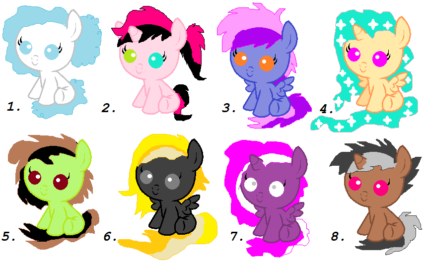 mlp fimbaby adoptableclosed by cottoncloudyfilly on DeviantArt