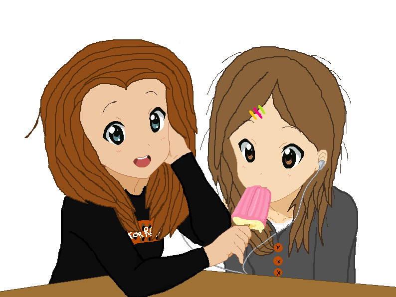 K-On: Best friends forever! by cottoncloudyfilly on DeviantArt