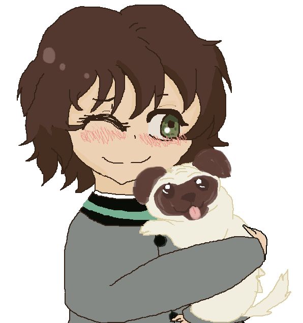 Kinda crappy art: Yoichi Saotome by cottoncloudyfilly