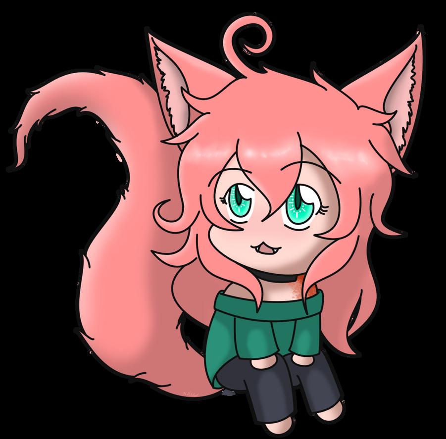 Fluffy Chibi by KeikoChan13