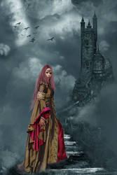 Queens  Castle by Paigesmum