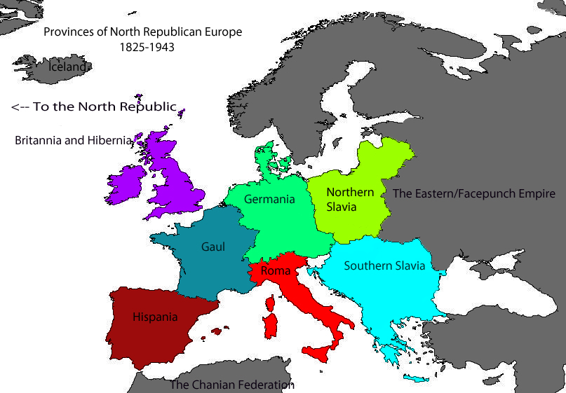 Provincial Map Of Isotx Verse Europe By Bbarnes005 On Deviantart