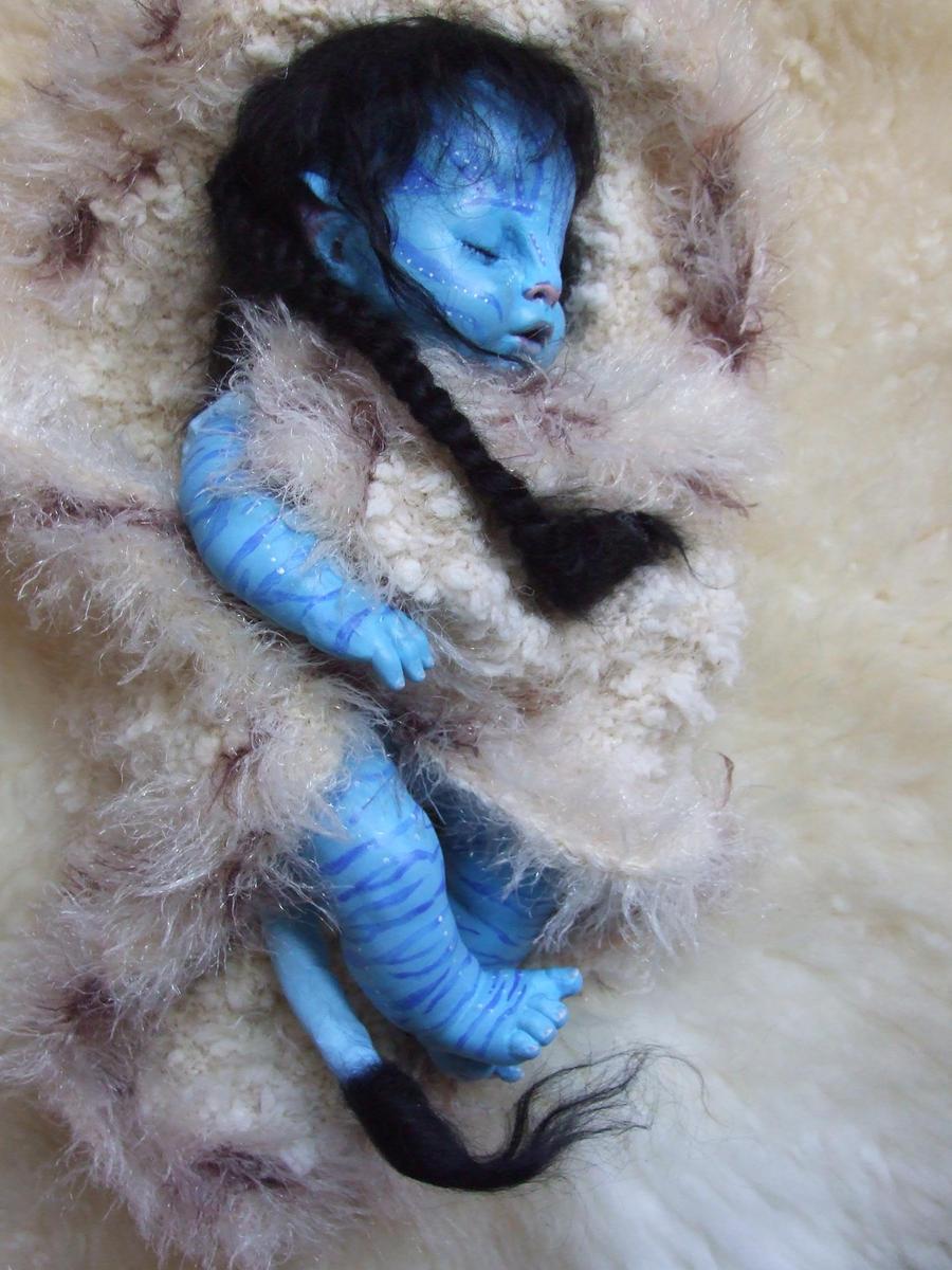 Na'vi Baby by Isisneferet