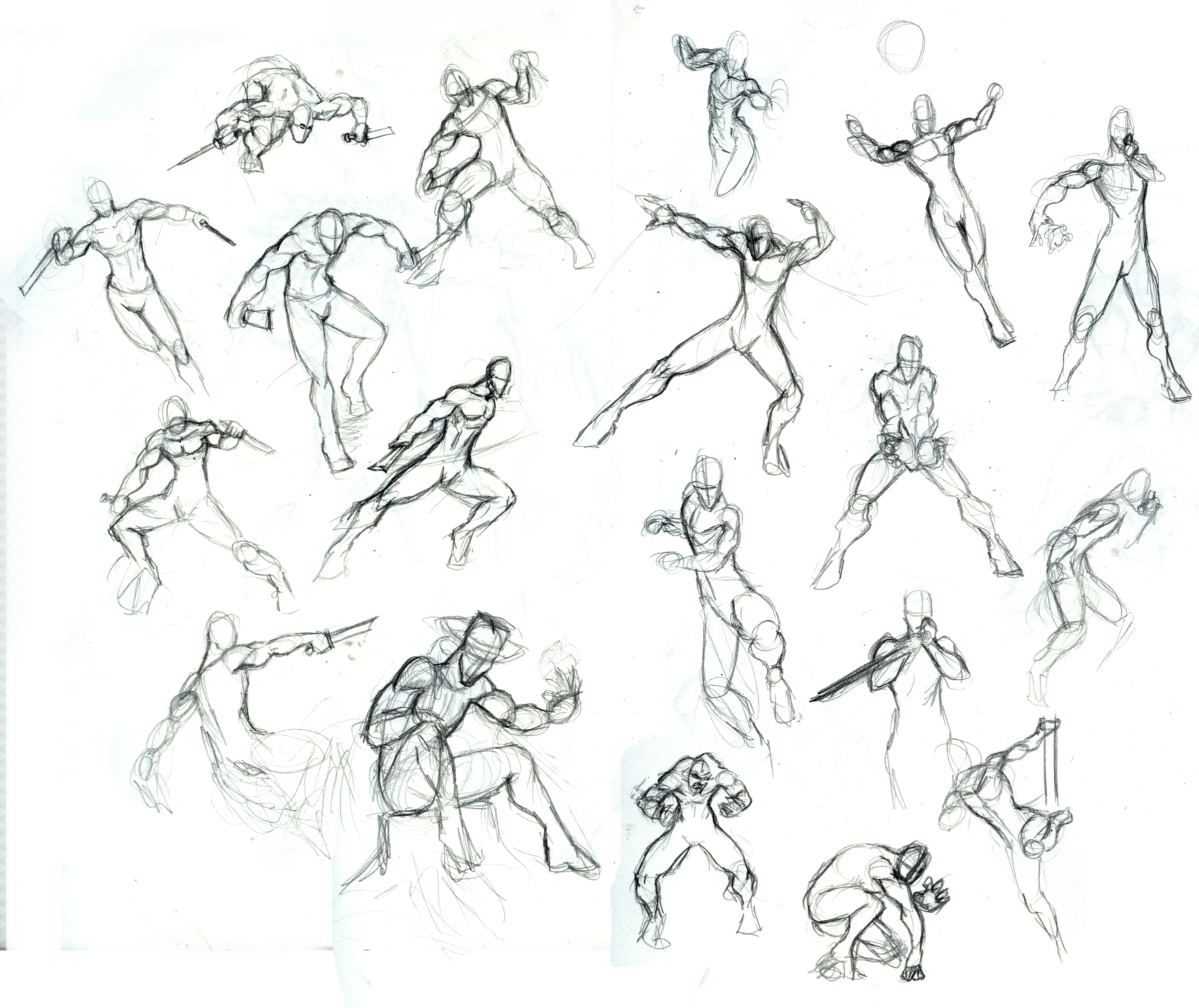Blog 1 Anime Male Poses Deviantart Dynamic Fighting Poses