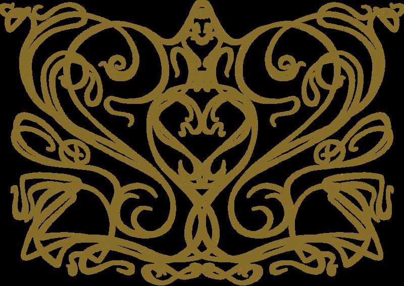 Art Deco Pattern by Kila-TheMaDHatEr on DeviantArt