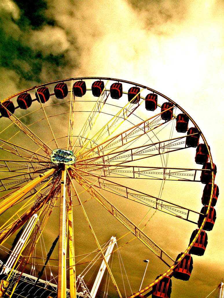 ferris wheel by squirt610