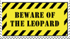 beware of the leopard by Tar-Vanimelde