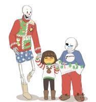 Sweaters by chaoticshero