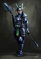 Dragoon II by Ominaye