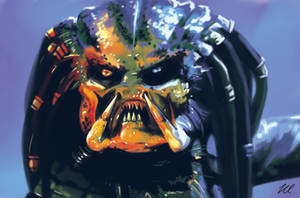 Predator by Ominaye