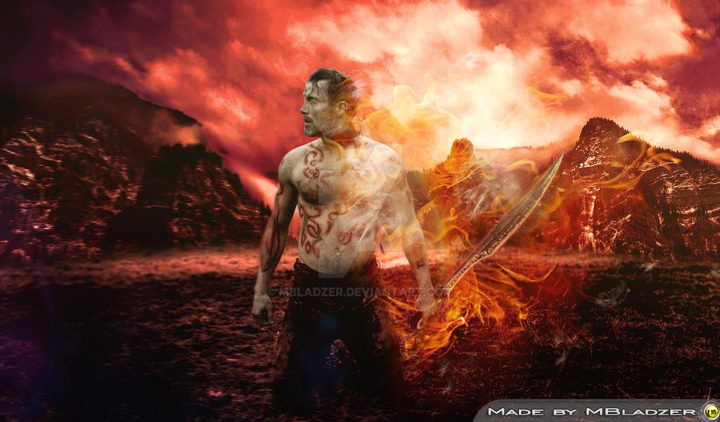 Valhalla Hell Rising Wallpaper By Mbladzer On Deviantart