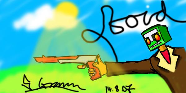 DToid Gun by The-Justified-Poet
