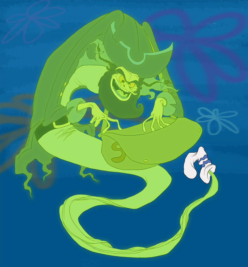 Davy Jones Locker - Green Album