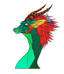 The Prettiest Drago