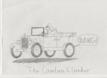 The Candace Clunker by 05jstone