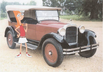 Real life Candace Clunker by 05jstone