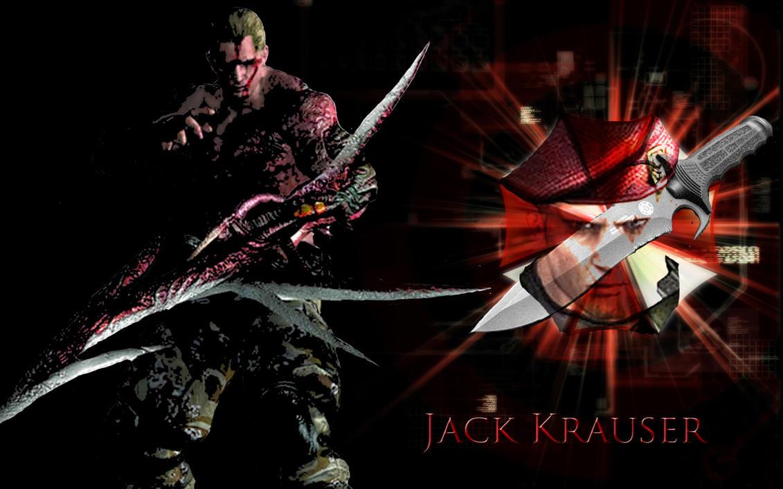resident evil 4 how to kill krauser